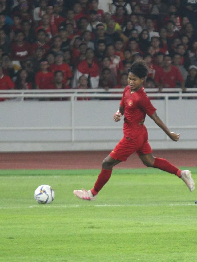 PTR, Indonesia vs Korea Utara, Kualifikasi Piala Asia U-19