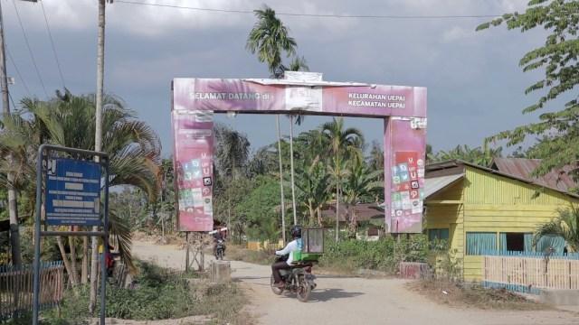 LIPSUS Dana Desa, Desa Uepai