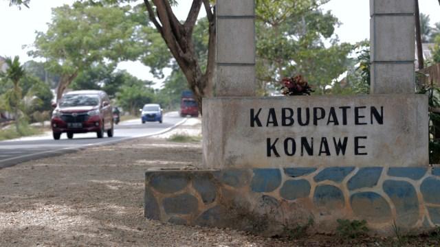 LIPSUS Dana Desa,  Kabupaten Konawe