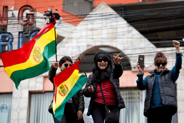 Bolivia, Selebrasi Warga
