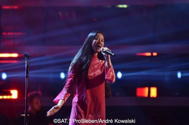 Claudia Emmanuela, Gadis Asal Cirebon, Jadi Pemenang The Voice Germany (12503)