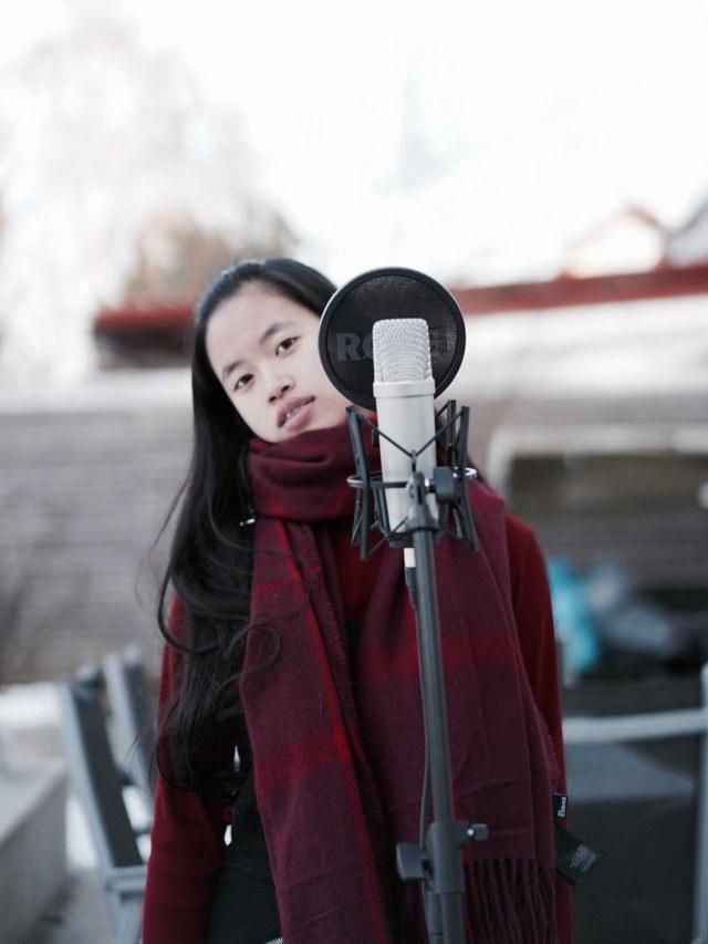 Claudia Emmanuela, Gadis Asal Cirebon, Jadi Pemenang The Voice Germany (12504)