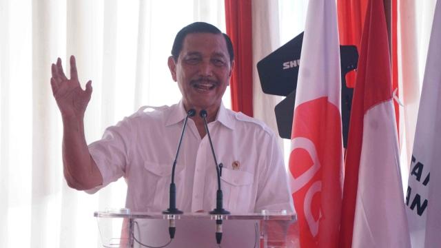 Indonesia Terancam Resesi, Luhut Minta Masyarakat Tetap Optimistis (294310)