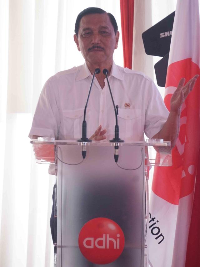 Luhut Ajak Presenter KompasTV Ikut Rapat PPKM Darurat Demi Transparansi (160725)