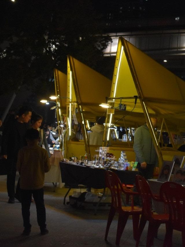 Goblin Night Market di Jembatan Banpo, Malam Paling Ditunggu di Seoul (32961)
