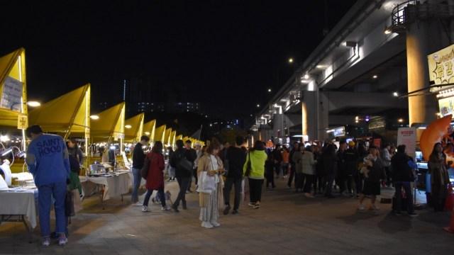 Goblin Night Market di Jembatan Banpo, Malam Paling Ditunggu di Seoul (32962)