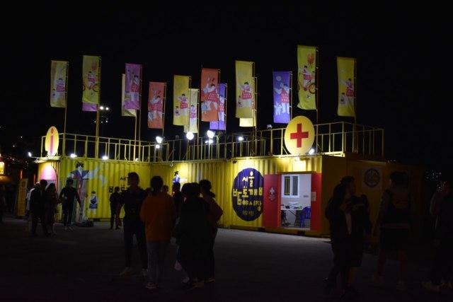 Goblin Night Market di Jembatan Banpo, Malam Paling Ditunggu di Seoul (32967)