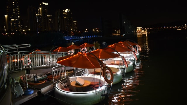 Goblin Night Market di Jembatan Banpo, Malam Paling Ditunggu di Seoul (32970)
