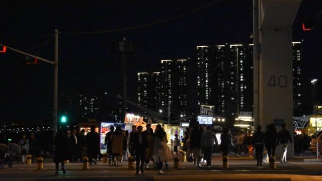 Goblin Night Market di Jembatan Banpo, Malam Paling Ditunggu di Seoul (32973)