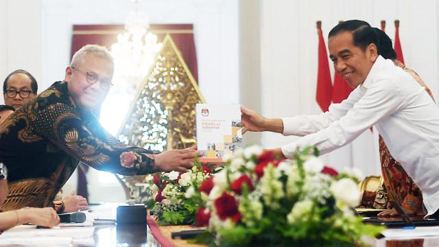 Soal Lapangan Kerja, Jokowi Minta Tito Tata Hubungan Pusat dan Pemda (234807)