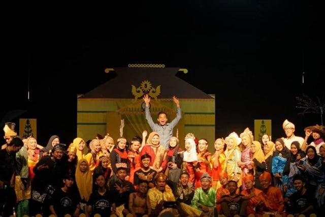 Gelar Budaya Sambas Akan Dilaksanakan di Pontianak dan Yogyakarta (194787)