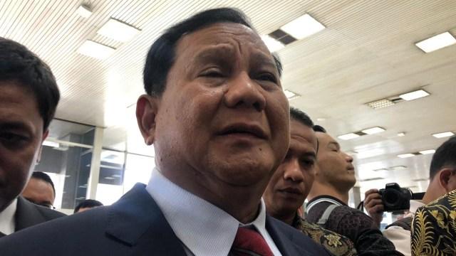 Komisi I Undang Prabowo Rapat Bahas Alutsista dan Pertahanan Nasional (1257233)