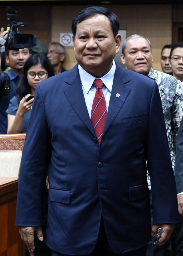 Prabowo soal Ledakan di Monas Akibat Granat: Tunggu Investigasi (39024)