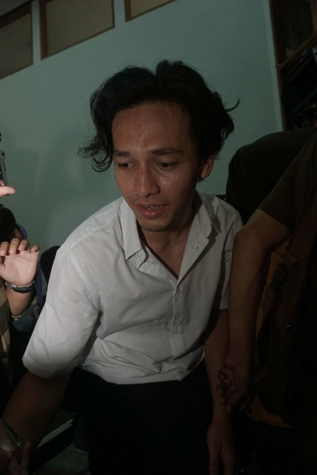 Foto: Jefri Nichol Divonis Tujuh Bulan Rehabilitasi (34933)