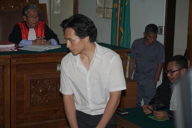 Foto: Jefri Nichol Divonis Tujuh Bulan Rehabilitasi (34925)