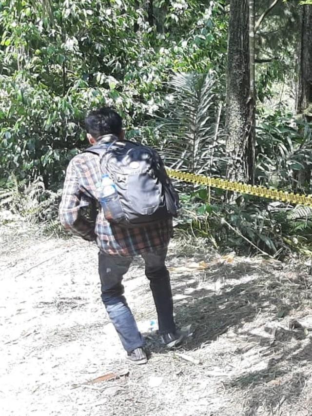 Kisah Didi Lihat Kaki Saat Temukan Mayat Dalam Koper di Bogor (293274)