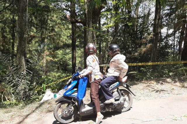 Polisi Kesulitan Ungkap Identitas Mayat dalam Koper di Bogor (10469)