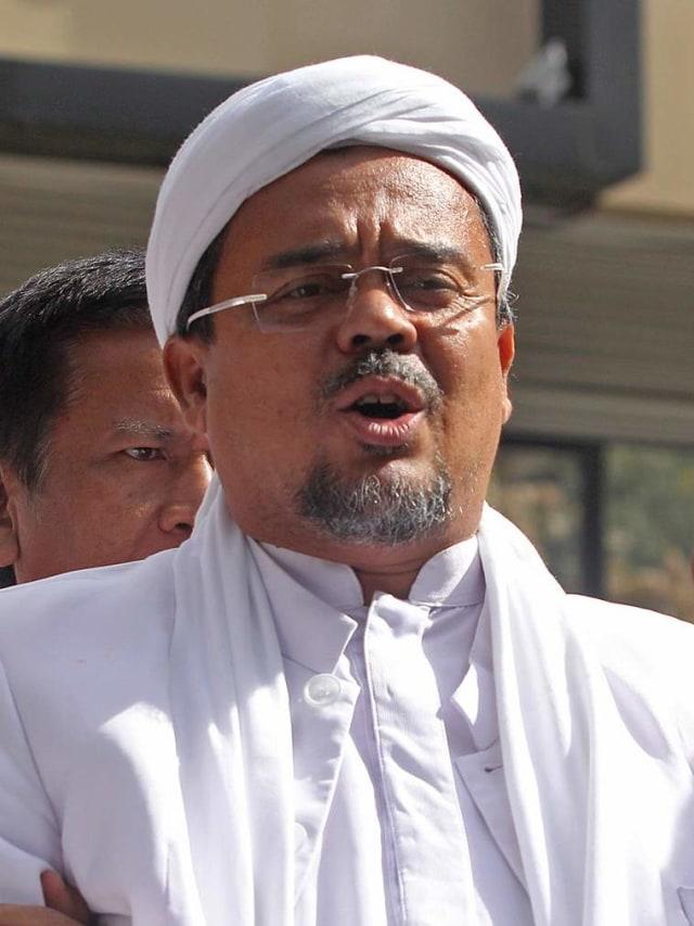 Imigrasi: Pemerintah Tak Bisa Menolak Habib Rizieq Bila Pulang ke RI (45121)