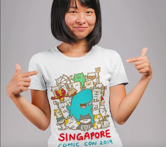 Singapore Comic-Con 2019, Event Wajib Para Pecinta Pop Culture (242114)