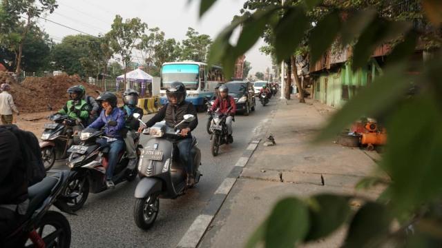 Komunitas Tak Sepakat Usulan Pembatasan Motor di Bawah 250cc (224336)