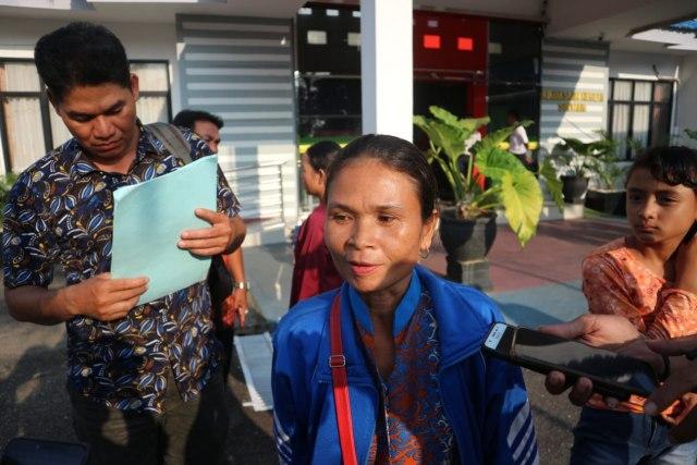 Kisah Istri Peladang di Sintang, Anak Tak Sekolah Sejak Suami Ditahan (273469)