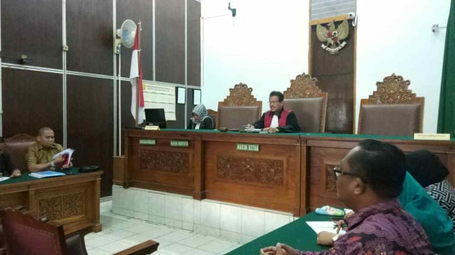Sidang Putusan Praperadilan Imam Nahrawi