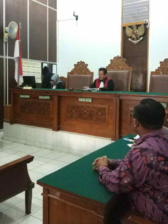 Sidang Putusan Praperadilan Imam Nahrawi PTR