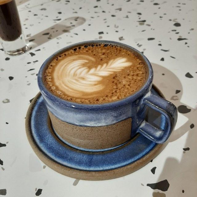 Kopi di 11:11 Coffee