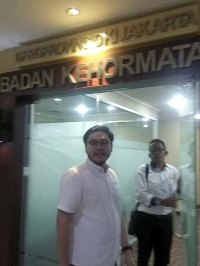 PTR, Anggota DPRD DKI, PSI William Aditya Sarana