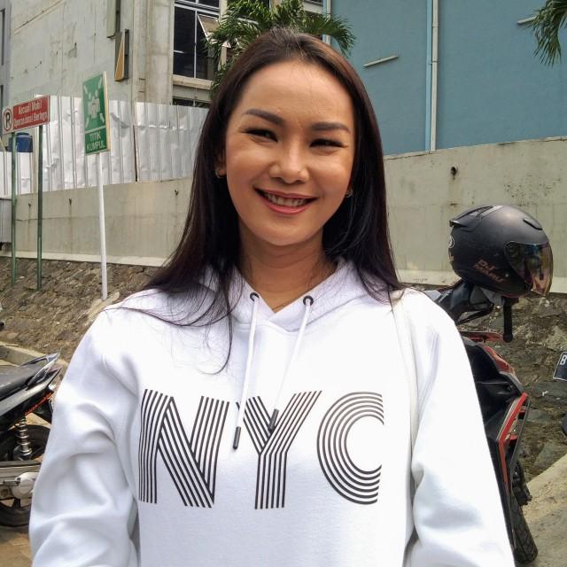 Hubungannya dengan Vicky Prasetyo Dianggap demi Ketenaran, Ini Kata Kalina (21911)