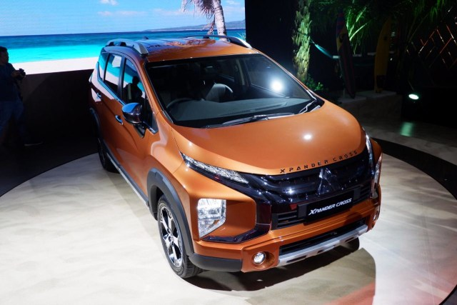 Otomotif, Mitsubishi, Xpander Cross, mobil baru 2019,