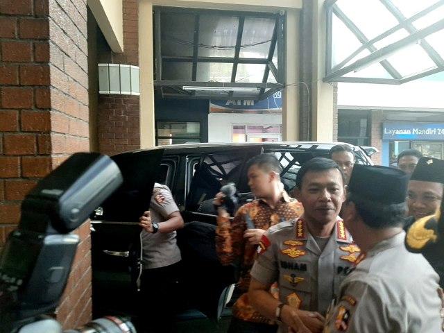 Idham Azis Berkunjung ke PBNU: Mohon Doa Jaga Indonesia Lebih Aman (693969)