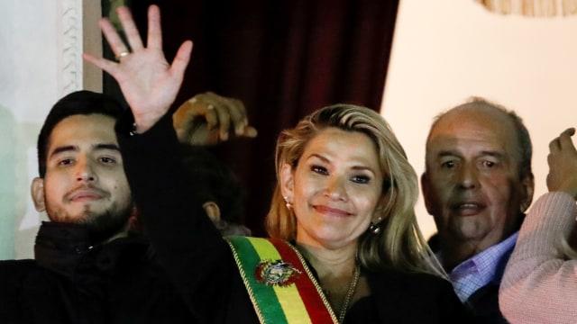 Senator Bolivia Jeanine Anez