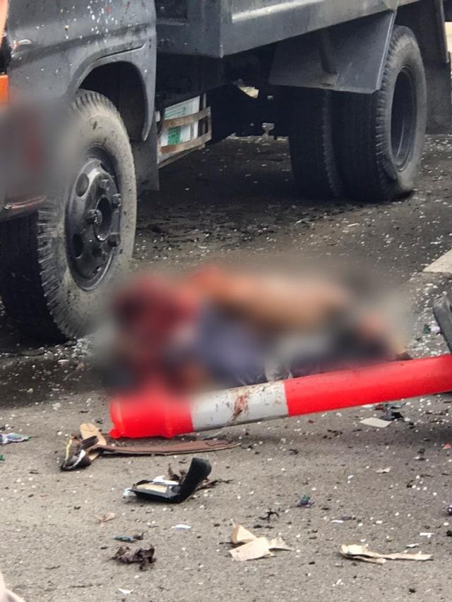 Pelaku bom bunuh diri di Polrestabes Medan, POTRET