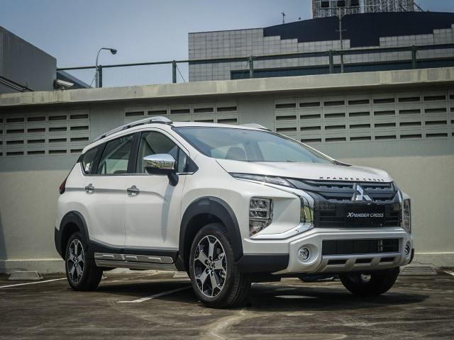 Setahun Eksis, Bagaimana Rapor Penjualan Mitsubishi Xpander Cross di Indonesia?  (363130)