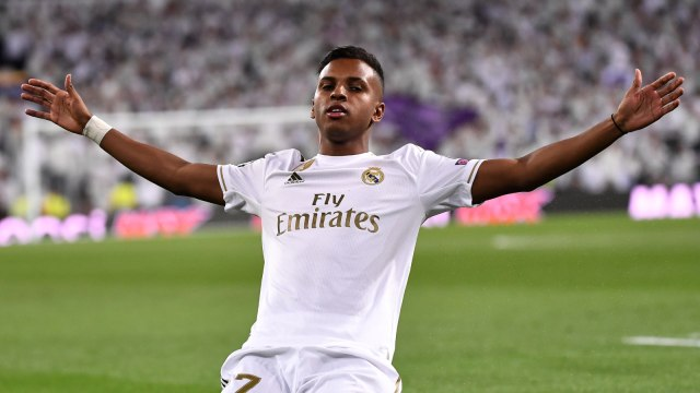 Rodrygo Belum Mau Disebut Cristiano Ronaldo Baru (304953)