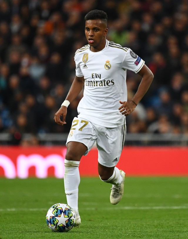 Rodrygo Belum Mau Disebut Cristiano Ronaldo Baru (304951)
