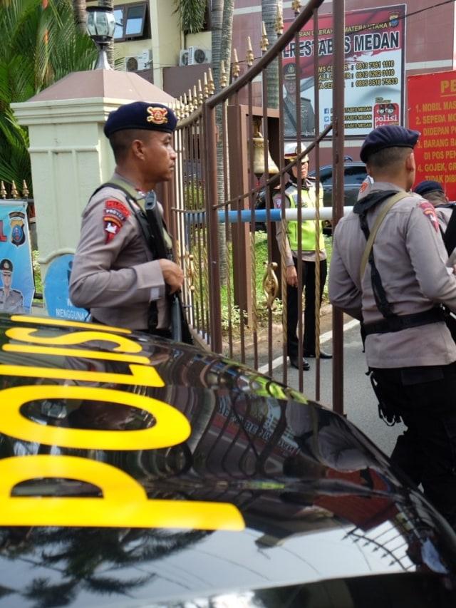Polri: Pelaku Bom Bunuh Diri di Polrestabes Medan Lone Wolf (52243)