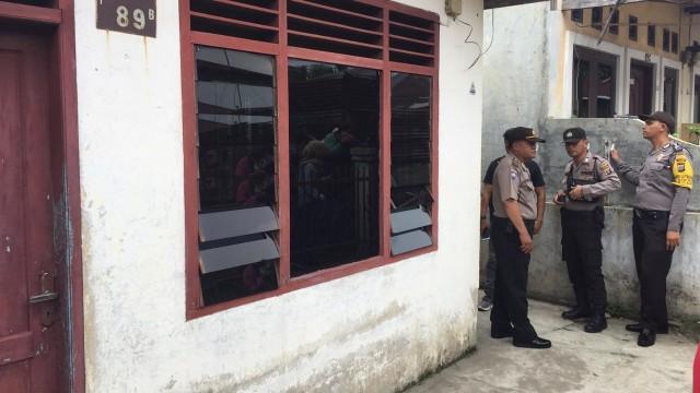 Polri: Pelaku Bom Bunuh Diri di Polrestabes Medan Lone Wolf (52244)