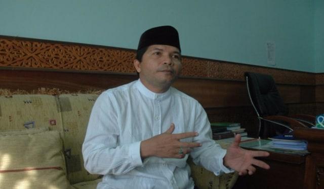 Wakil Ketua MPU Aceh Teungku Faisal Ali.jpg