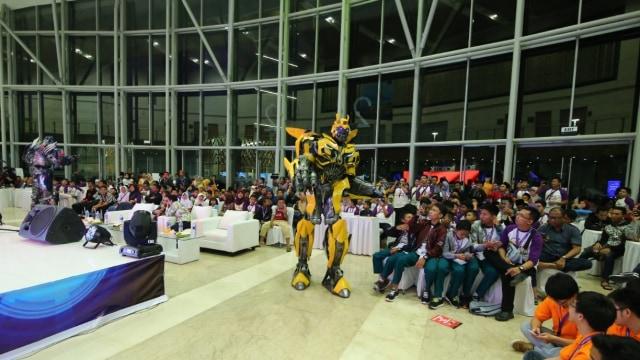 Kompetisi Robotik Madrasah 2019