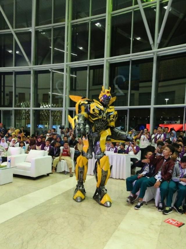 Kompetisi Robotik Madrasah 2019, POTRAIT