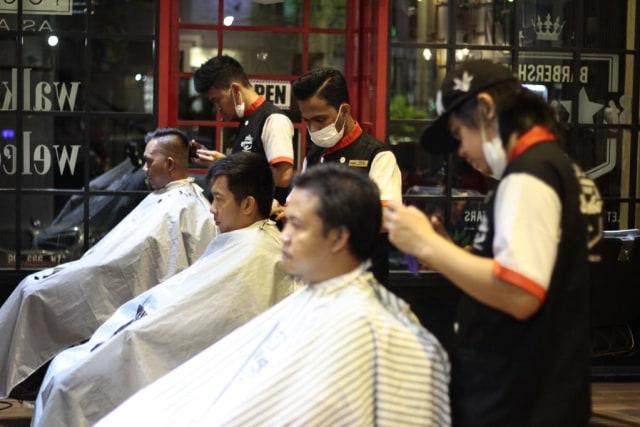 Melirik Kiprah Bisnis Barbershop yang punya 20 Outlet di Indonesia (385318)