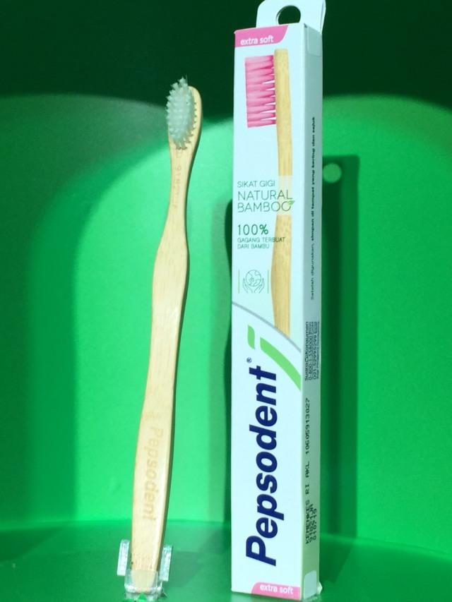 Peluncuran sikat gigi bambu Pepsodent, POTRAIT