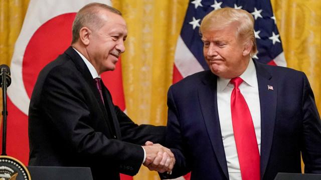 Amerika Serikat Kecewa Turki Jadikan Kembali Hagia Sophia sebagai Masjid (4609)