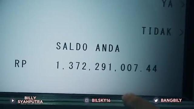 Saldo ATM Nikita Mirzani