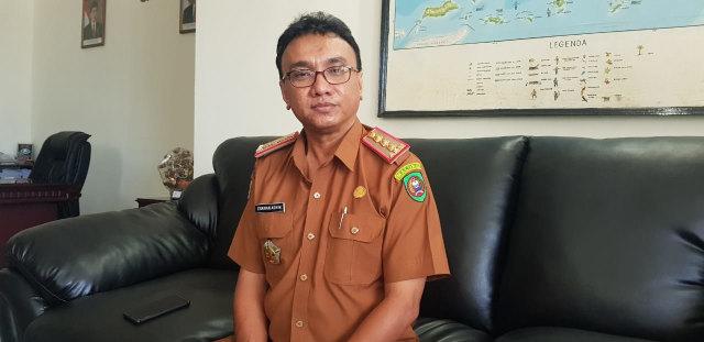 Mendukung Maluku Bebas Sampah Plastik, PRB 2019 Bagikan 100 Tumbler (46797)