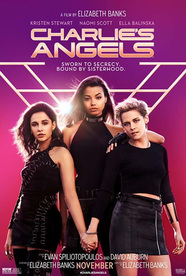 Video: Review Film Charlie's Angels (352)
