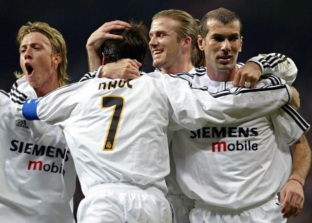 Guti, Real Madrid