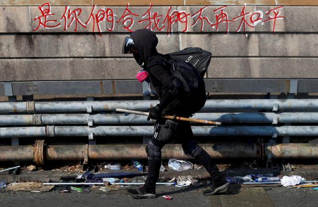 TKW Penulis Aksi Demonstrasi Dideportasi dari Hong Kong (252113)